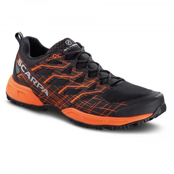 スカルパ Neutron 2(Black / Orange)★トレイルラン・山歩き・アウトドアシューズ・靴・登山★
