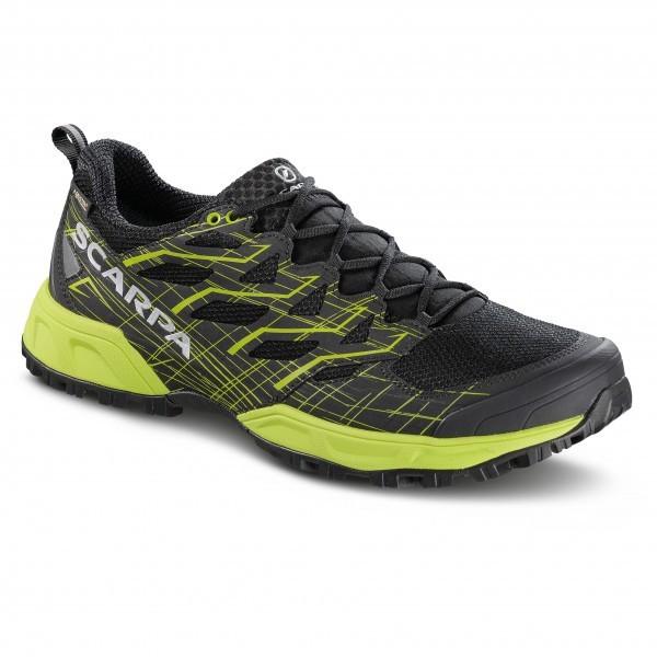 スカルパ Neutron 2 GTX(Black / Green Tender)★トレイルラン・山歩き・アウトドアシューズ・靴・登山★