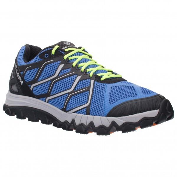 スカルパ Proton ( Grecian Blue ) ★ トレイルラン ・ 山歩き ・ アウトドアシューズ ・ 靴 ・ 登山 ★