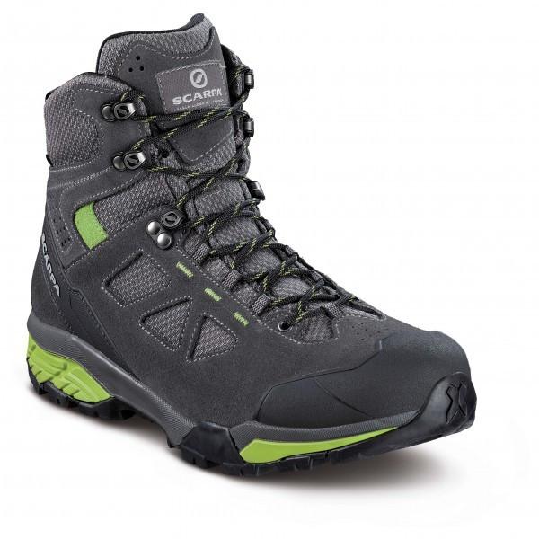 スカルパ ZG Lite GTX (Dark Gray / Spring)★登山靴・靴・登山・アウトドアシューズ・山歩き★