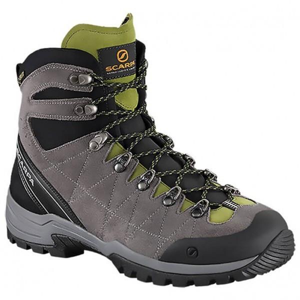 スカルパ R-Evo GTX(Titanium / Grasshopper)★登山靴・靴・登山・アウトドアシューズ・山歩き★