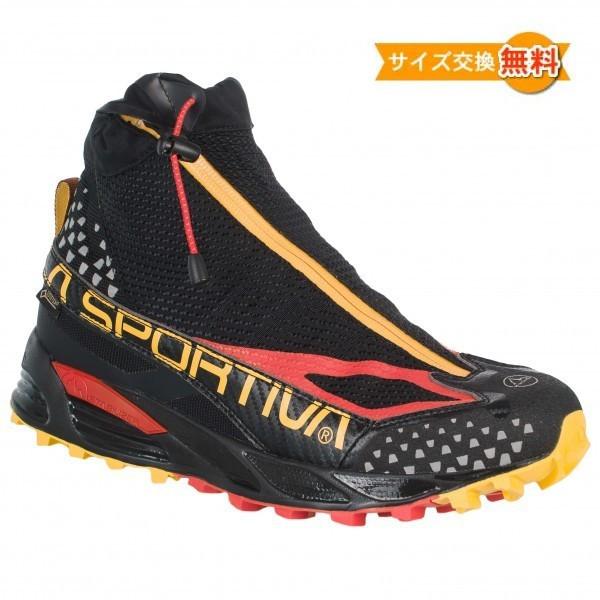 【即納】スポルティバ クロスオーバー 2.0 GTX Black★トレイルラン・山歩き・アウトドアシューズ・靴・登山★