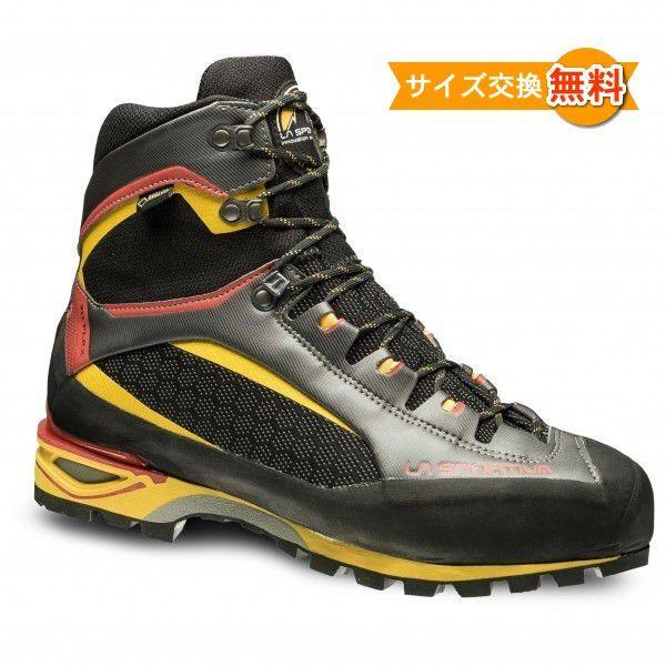 【即納】スポルティバ トランゴ タワー GTX (Black / Yellow)★登山靴・靴・登山・アウトドアシューズ・山歩き★