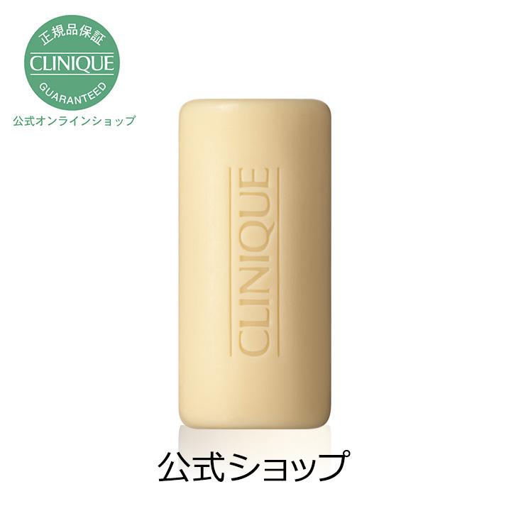 クリニーク Clinique 公式 正規品 送料無料 休日 フェーシャル ソープ リフィル CLINIQUE 石けん 洗顔石鹸 NEW ギフト せっけん 固形 洗顔料