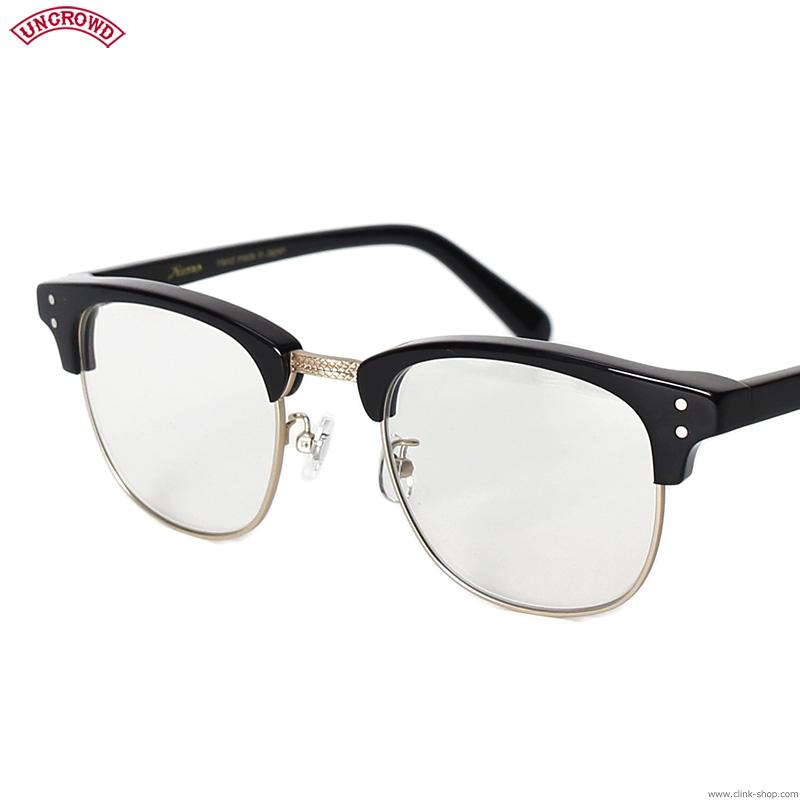【UNCROWD】 アンクラウド UNCROWD TRUENO -PHOTOCHROMIC SERIES- (BLACK×GRAY調光レンズ) [UC-037] メンズ アクセサリー サングラス メガネ