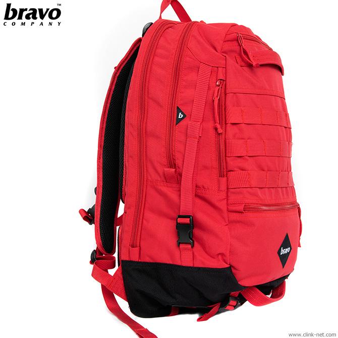 BRAVO FOXTROT BLOCK II (RED) #23901 ブラボ バック