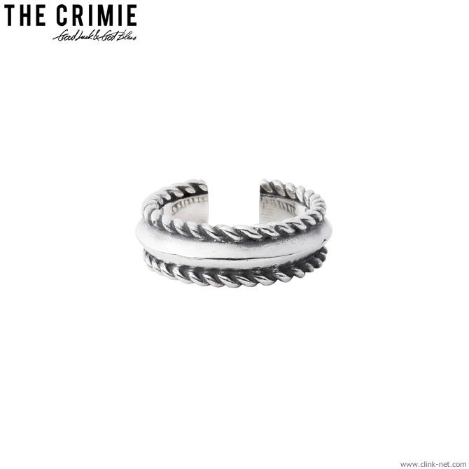 CRIMIE クライミー 正規取扱店 CLINK 東京 吉祥寺【送料無料】 【CRIMIE】 クライミー CRIMIE GENERAL THE ROPE RING [CXAG-GR02] メンズ アクセサリー リング