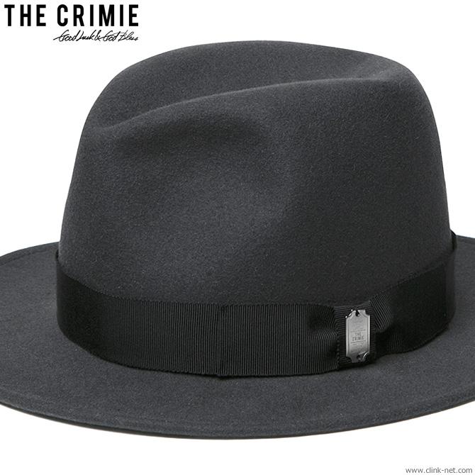 CRIMIE ROLLING HAT (GRAY) [C1F5-HT01] クライミー