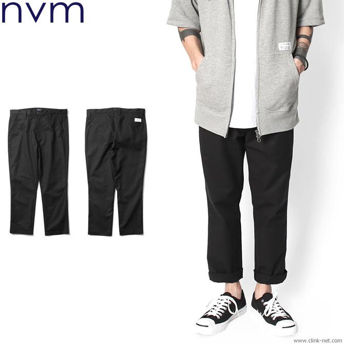 NVM KNICKS PT 3 (BLACK) [NVM18S-PT01] エヌブイエム