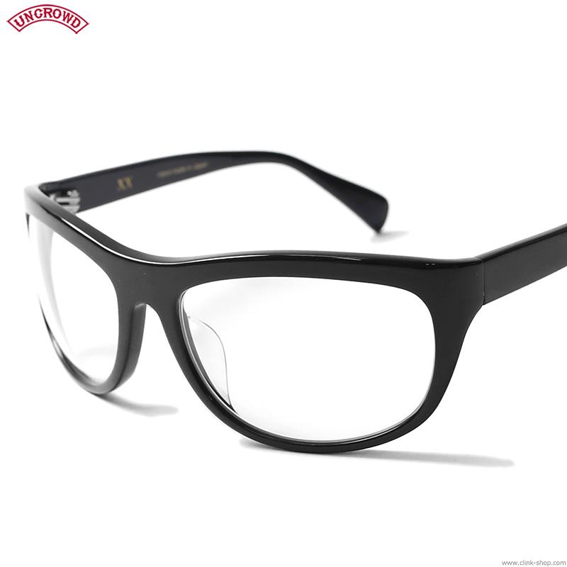【UNCROWD】 アンクラウド UNCROWD XX -PHOTOCHROMIC SERIES- (BLACK×GRAY調光レンズ) [UC-028P] メンズ アクセサリー サングラス メガネ