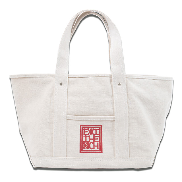 ★SALE 30%OFF★【ANIMALIA/アニマリア】ANIMALIA DOEK TOTE CANVAS (NATURAL) [AN18S-AC05]★CLINK SUMMER SALE 2018★期間・数量限定セール★