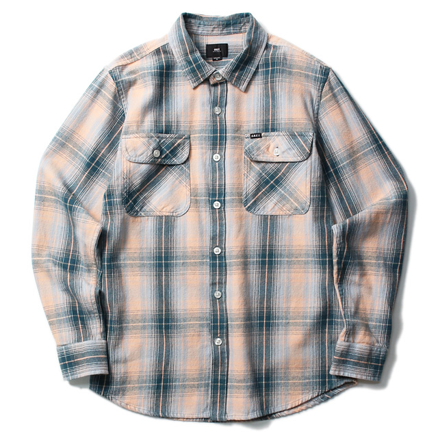 【OBEY/オベイ】OBEY CONTINENTAL WOVEN (PINE MULTI)