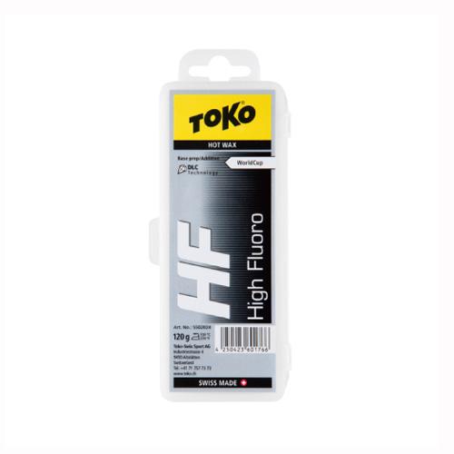 最安値に挑戦!TOKO トコ ワックス トリブロック HF/ブラック 120g/5502024【固形 スキー スノーボード WAX】