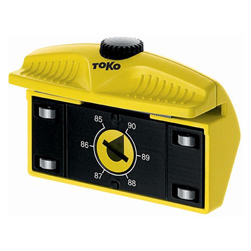 最安値に挑戦!TOKO トコ エッジチューナープロ 80mmファイル&ローラー付き 85°~90° 5549830【スキー スノーボード チューンナップ用品】