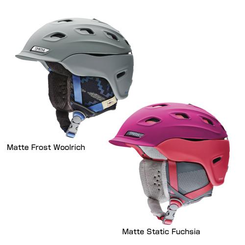 【エントリーでP2倍 6/11 01:59まで 39ショップ限定】SMITH スミス レディース ヘルメット Vantage Women 16-17モデル 女性用 スキー スノーボード