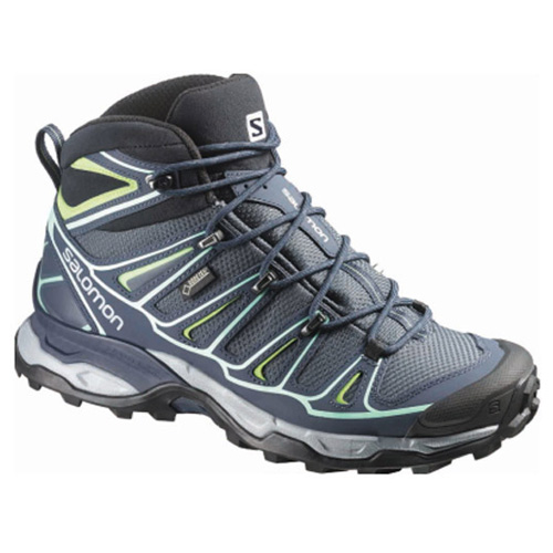 SALOMON サロモン スニーカー X ULTRA MID 2 GTX W/L37152400 TRAIL RUNNING 女性用 レディース トレイルランニング シューズ 運動靴