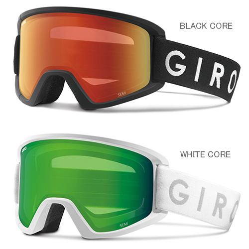 GIRO ジロ スキー ゴーグル SEMI AsianFit 17-18モデル スノーボード