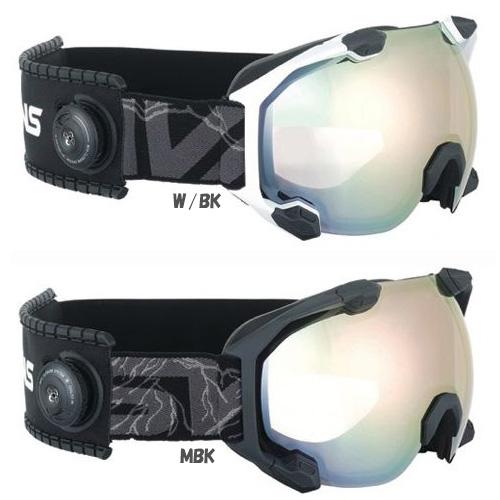 SWANS スワンズ スキー ゴーグル C2N-MDH-SC-boa 17-18モデルメガネ めがね 対応 スノーボード