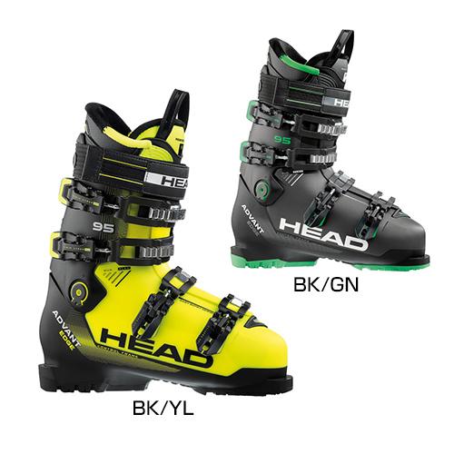 HEAD ヘッド スキー ブーツ ADVABT EDGE 95 17-18モデル