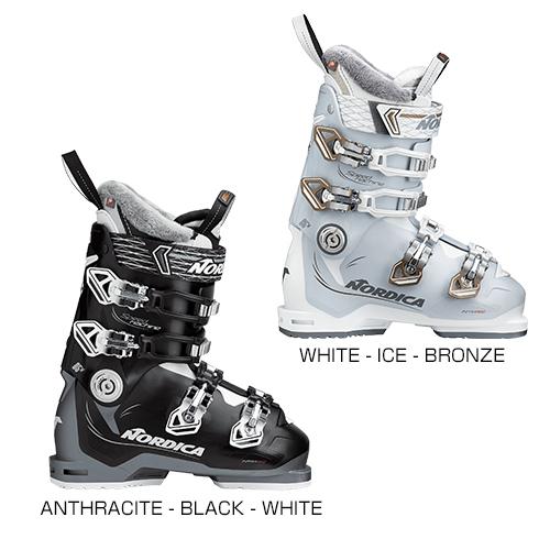 【女性用】17-18 NORDICA ノルディカブーツ SPEEDMACHINE 85 W【スキーブーツレディース】