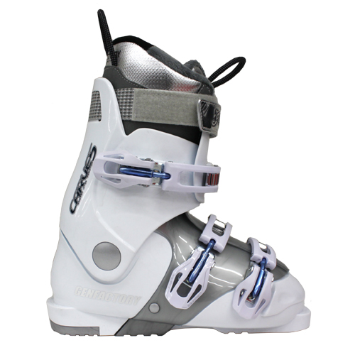 スキーブーツ 旧モデル GEN ゲン レディース CARVE5 L 女性用 17-18モデル 型落ち
