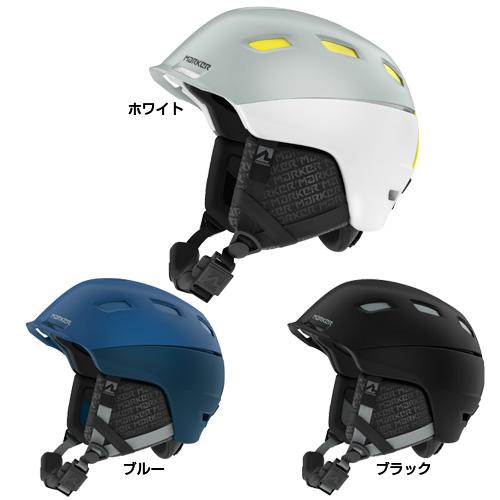 【エントリーでP2倍 6/11 01:59まで 39ショップ限定】MARKER マーカー ヘルメット AMPIRE 17-18モデル スキー スノーボード
