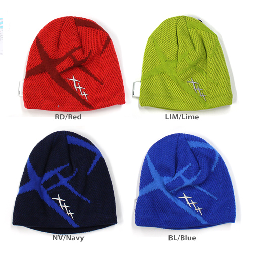 Phenix フェニックス ジュニア スキーニット帽 PS7G8HW85【ニットキャップ 子供用 帽子 スノーボード】