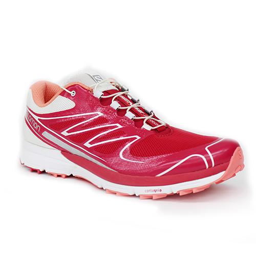 SALOMON サロモン スニーカー SENSE PRO W/L373209 女性用 レディース ランニングシューズ 運動靴