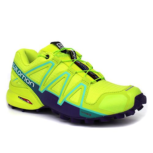 【エントリーでP2倍 6/11 01:59まで 39ショップ限定】SALOMON サロモン スニーカー SPEEDCROSS 4 W/L399700 女性用 レディース ランニングシューズ 運動靴