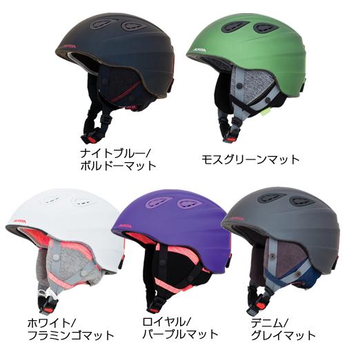 【エントリーでP2倍 6/11 01:59まで 39ショップ限定】ALPINA アルピナ ヘルメット SNOW GRAP 2.0 LE 18-19モデル スキー スノーボード