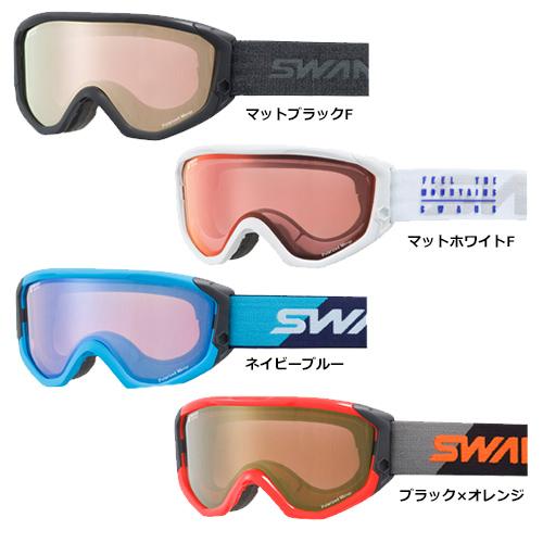 SWANS スワンズ スキー ゴーグル 634-MPDH-PAF 18-19モデル スノーボード
