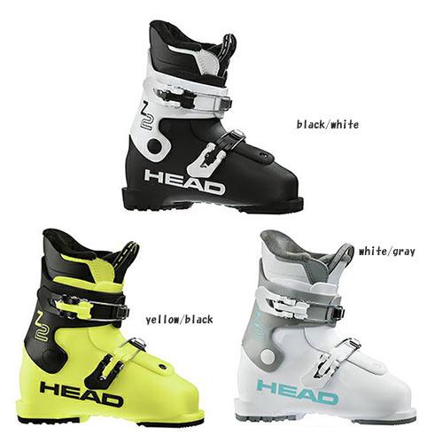 スキーブーツ HEAD ヘッド ジュニア Z2 子供用 こども キッズ 19-20モデル