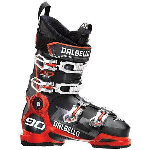 スキーブーツ DALBELLO ダルベロ スキー ブーツ DS 90 BLACK/RED メンズ レディース 19-20モデル 新作