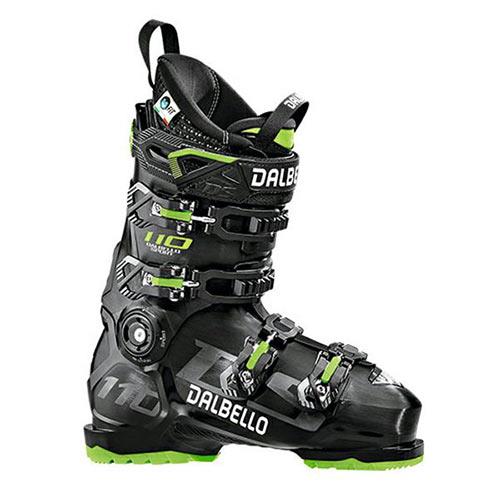 スキーブーツ DALBELLO ダルベロ スキー ブーツ DS 110 ブラック×ブラック メンズ レディース 18-19モデル 型落ち