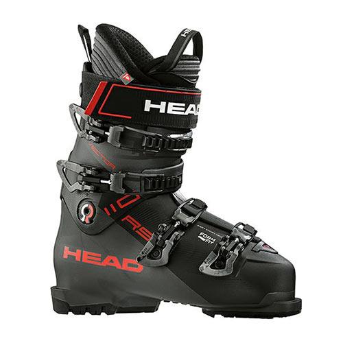 【エントリーでP2倍 6/11 01:59まで 39ショップ限定】スキーブーツ HEAD ヘッド スキー ブーツ VECTOR 110 RS / black/anth-red メンズ レディース 19-20モデル 新作