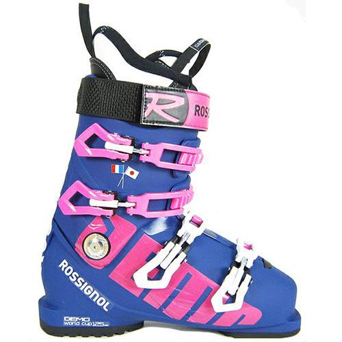 【エントリーでP2倍 6/11 01:59まで 39ショップ限定】スキーブーツ ROSSIGNOL ロシニョール DEMO 125 SC 19-20モデル メンズ レディース