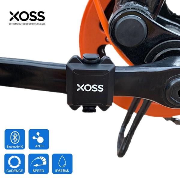 XOSS ケイデンス センサー サイクリング スピードメーター 安心の実績 高価 買取 強化中 アウトレットセール 特集 自転車 4.0 ANT + Bluetooth サイクルコンピューター 自転車コンピュータ