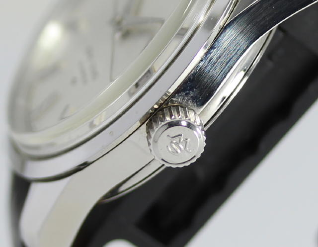 SEIKO Sei King Coe 4402-8000 rolling by hand Cal .4402A men's size