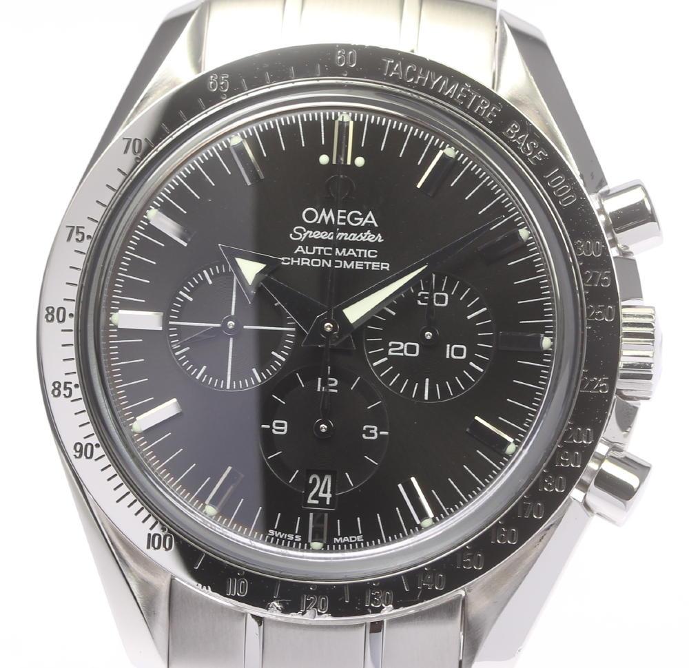 ☆良品【OMEGA】オメガ スピードマスター クロノグラフ 3551.50 自動巻き メンズ【中古】