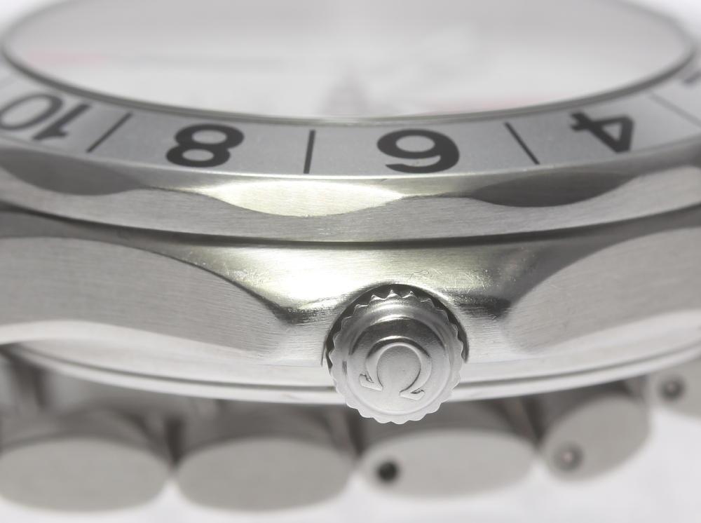 良品OMEGA オメガ シーマスター300 GMT 2538 20 自動巻き メンズ5RqL34jA