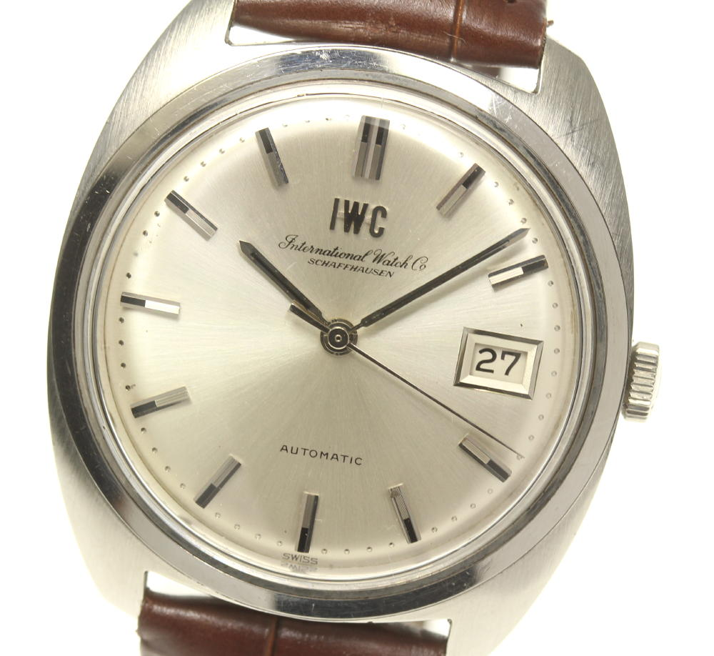 【IWC】IWC シャフハウゼン cal.8541 デイト アンティーク 自動巻き メンズ【中古】