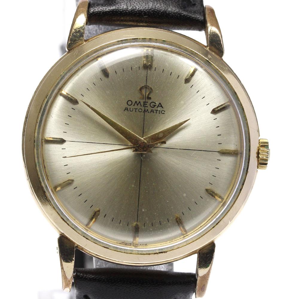 ブランド腕時計専門店CLOSER 15時までの決済で即日発送可能です 在庫数大幅増加中 早い者勝ち☆是非ご利用下さいませ OMEGA オメガ アンティーク 中古 cal.501 シーマスター 5%OFF メンズ 開店祝い 自動巻き