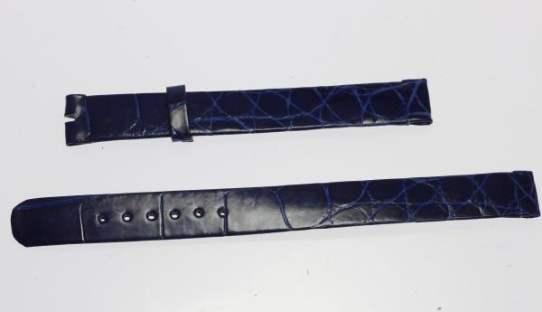 未使用品【PATEK PHILIPPE】パテック・フィリップ 純正革ベルト 11mm【170810】【中古】【event】