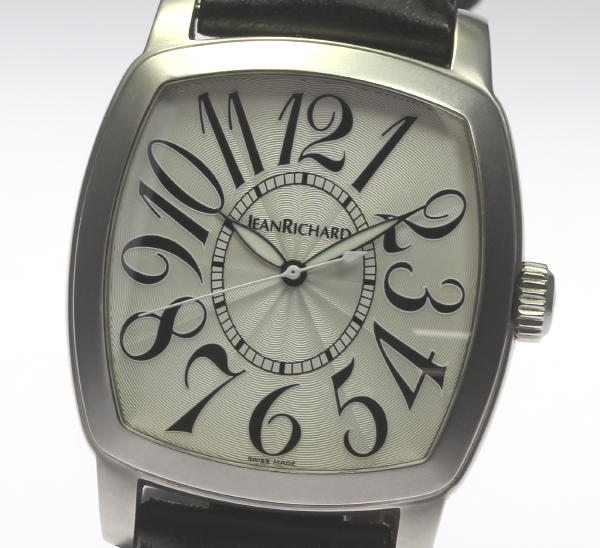 26aa1e9bddb CLOSER  Daniel Jean Richard TV screen Ref .24016 self-winding watch ...