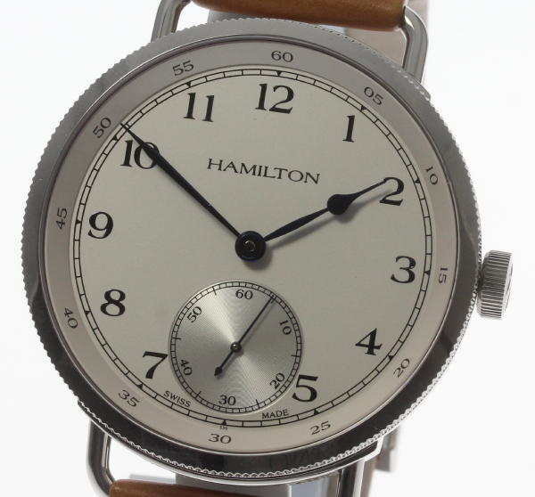 5f80366cf34 ☆Beautiful article ☆ 箱保付 Hamilton khaki navy pioneer H78719553  1