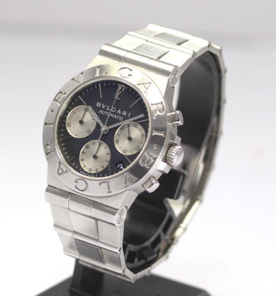 브르가리디아고노스포트 CH35S AUTO 자동감김 맨즈 손목시계