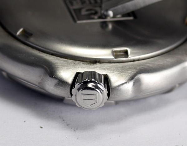 태그호 이어 6000 시리즈 WH5113-K1크로노미터 AT맨즈