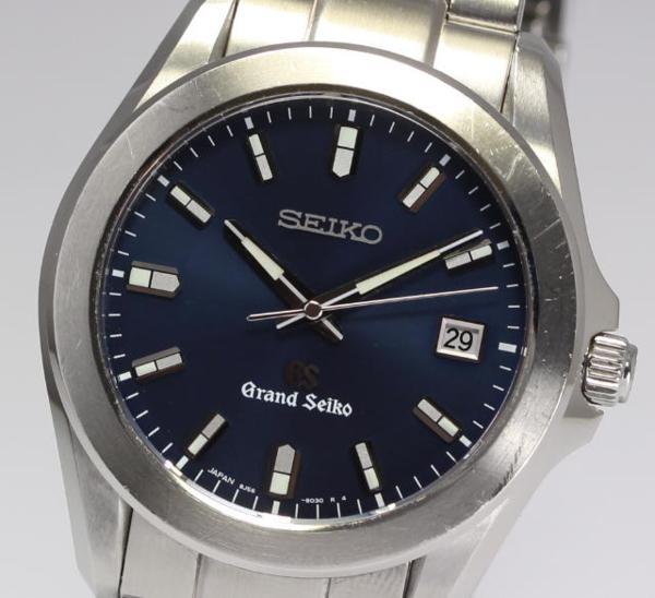 세이코 그랜드 세이코 8 J56-8020 SBGF019 쿼츠 맨즈