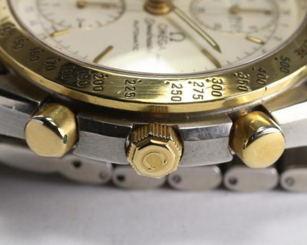 Omega speed master triple calendar 3321.30 combination AT