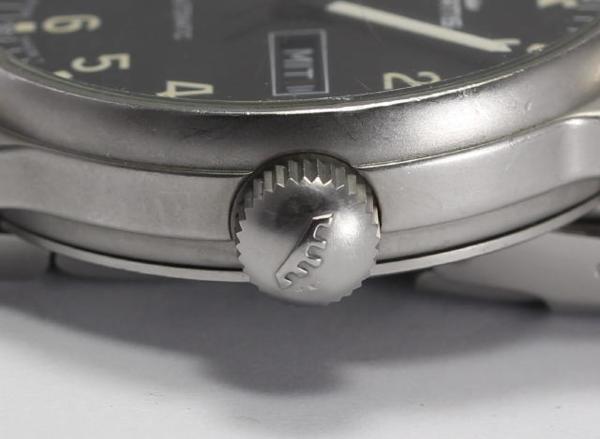 포르티스파이롯트데이데이트 자동감김 맨즈 손목시계